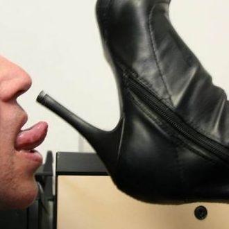 boot lick